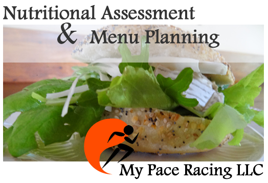 Nutritional Assessment and Menu Planning - My Pace Racing LLC