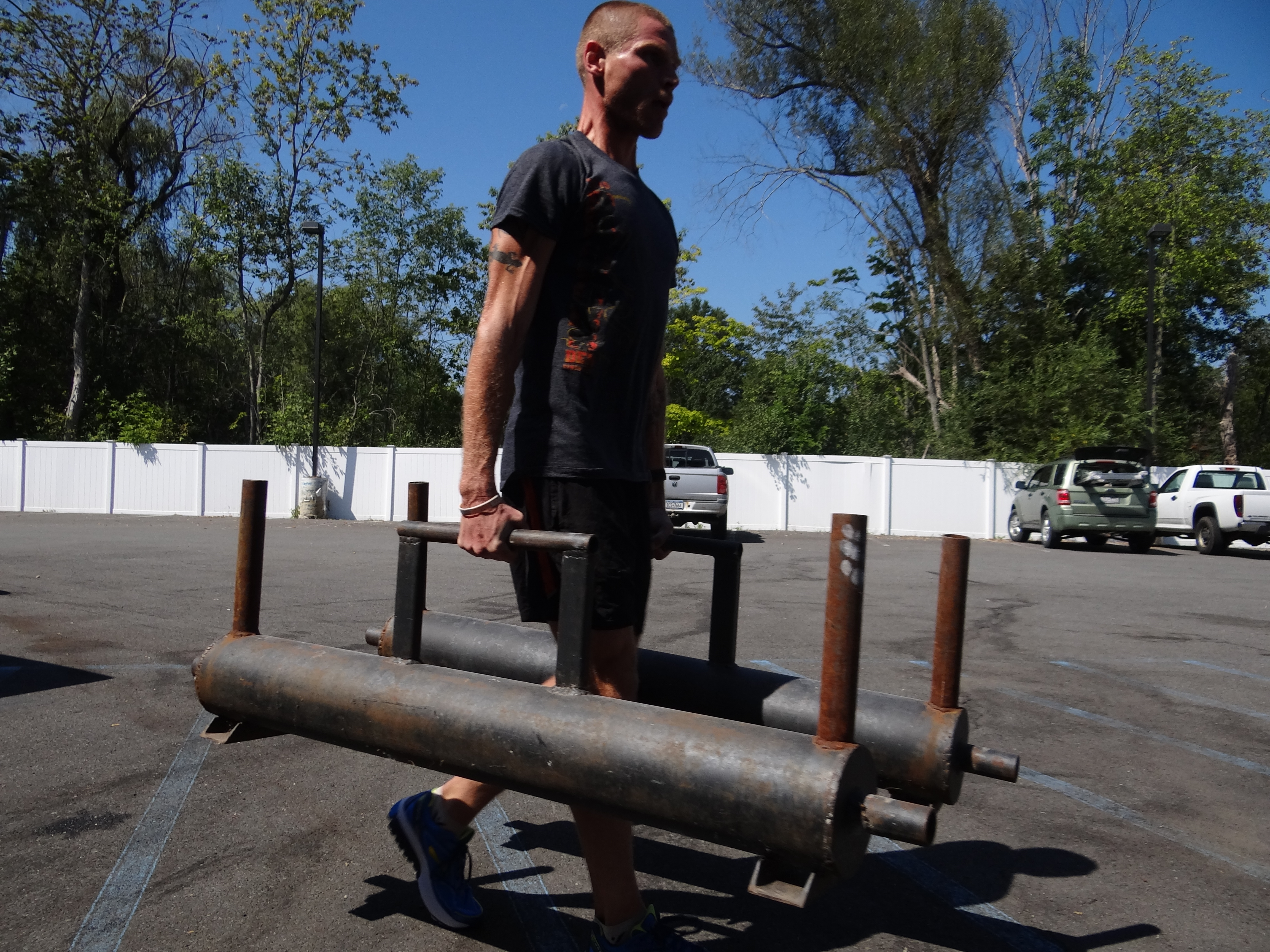 Granite Barbell gym strength training Strongman Strongwoman Orange County NY Grand opening