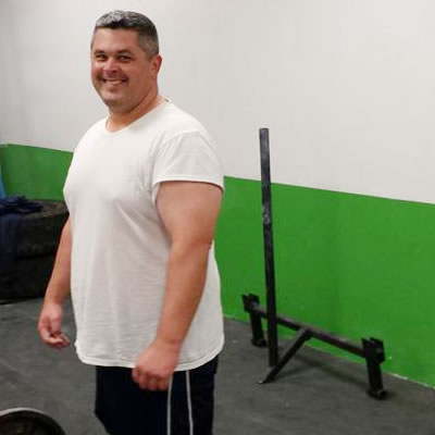 Bringing crossfit and strongman / strongwoman together