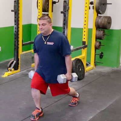 I feel stronger every workout … please contact Brett Somerville. His programming has done wonders for me in just a short period of time. I've only been doing his programming for 11 weeks and I'm going to attempt a 700 pound dead lift already next week and I've set PRs in strict presses and clean and presses
