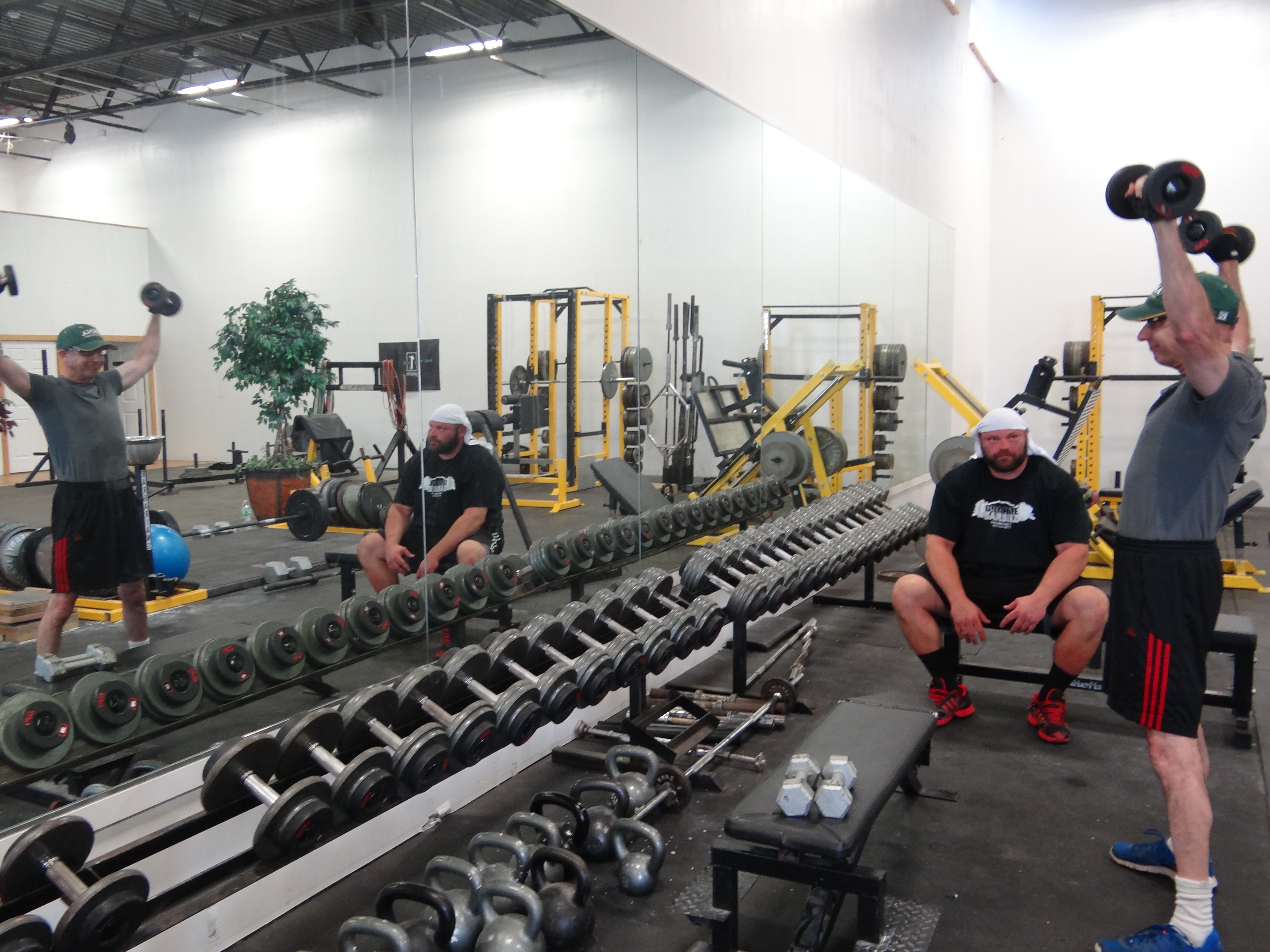 Granite Barbell has moved to new space in the same building located at 3020 Rte 207 #109, Campbell Hall, NY.